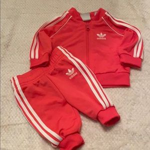 adidas set for girls
